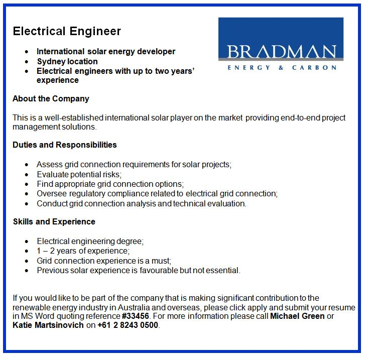 Recent Assignments - Bradman Recruitment Group