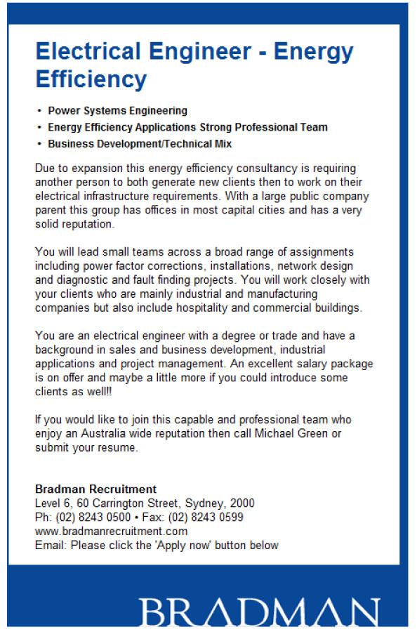 Recent Assignments | Bradman Recruitment Group