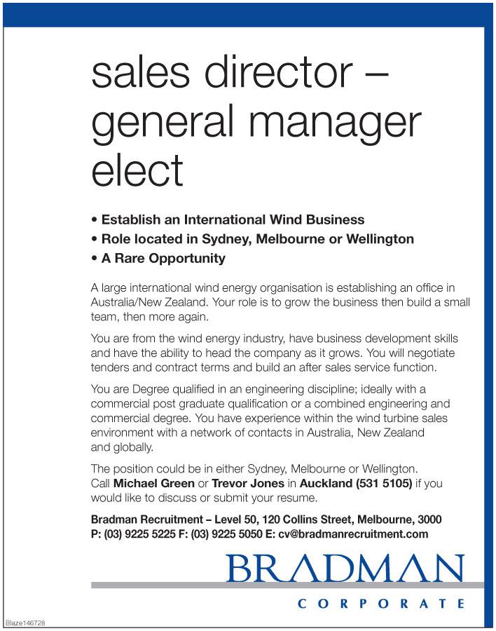 Sales Manager Resume Sample Resume for Sales Manager